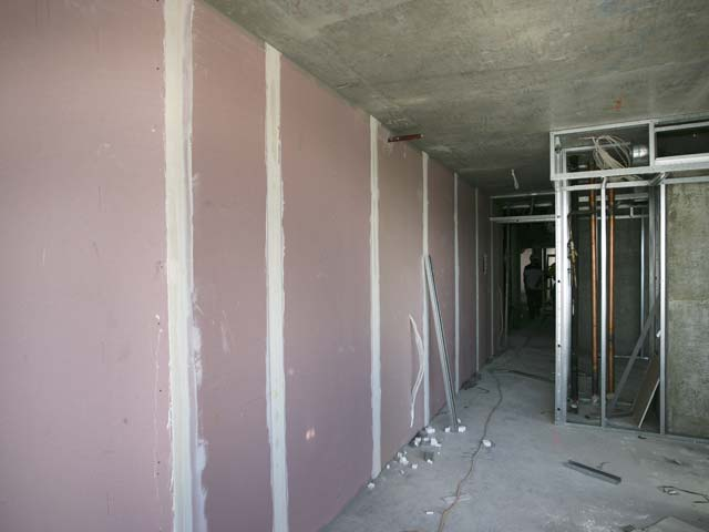 Fire rated walls ceilings doors 1 precision interior walls and ceilings for Interior doors installation services